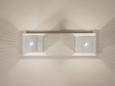 LED handmade iron plate wall lamp KENDO W2