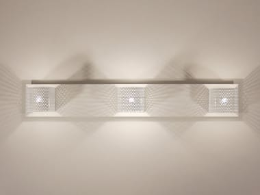 LED handmade iron plate wall lamp KENDO W3