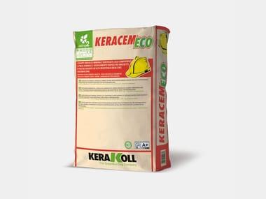 Legante idraulico a presa normale e asciugamento rapido KERACEM® ECO