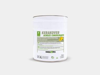 Fissativo consolidante a base di resine acriliche KERAKOVER ACRILEX CONSOLIDANTE