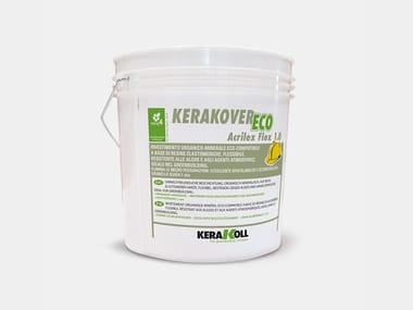 Rivestimento organico minerale KERAKOVER ECO ACRILEX FLEX 1.0