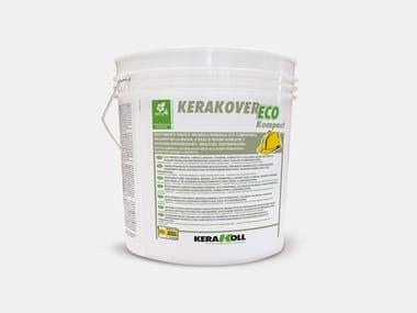 Rivestimento fibrato organico minerale KERAKOVER ECO KOMPACT BIANCO