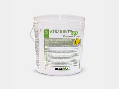 Idropittura a base acrilica e silossani idrofobizzanti KERAKOVER ECO KOMPACT PITTURA BIANCO