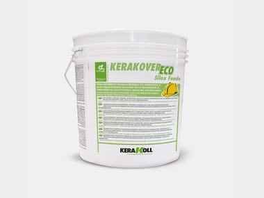 Fondo intermedio organico minerale eco-compatibile KERAKOVER ECO SILOX FONDO
