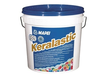 Two-component polyurethane adhesive for ceramic tiles KERALASTIC