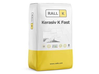 Adesivo professionale a presa rapida ad elevata prestazione KERASIV K FAST