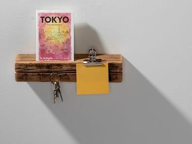 Reclaimed wood key holder RECLAIMED WOOD KEY HOLDER #01
