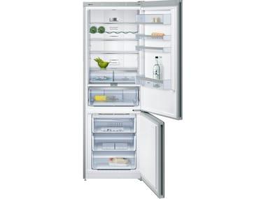 Freestanding no frost refrigerator with freezer Class A+++ KG7493B40   Refrigerator Class A+++