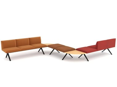 Modular bench seating KIIK | Bench seating