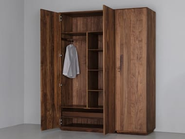 Armario modular de madera maciza KIN TALL