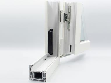 Impianto antifurto e di sicurezza per finestre KIT ALARM NSD