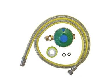 Kit di collegamento forno-bombola a gas KIT GPL