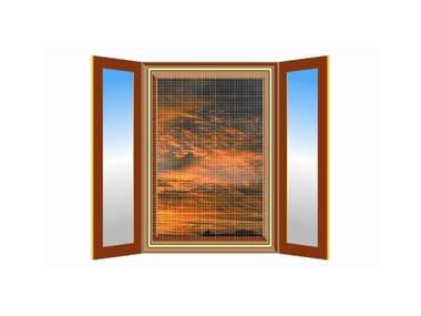 Kit zanzariere a strappo per finestra KIT ZANZARIERE FINESTRE STRAPPO 130x150