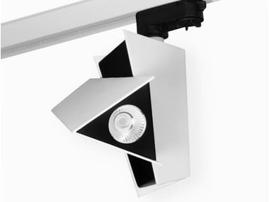 Illuminazione a binario a LED KITE ON RAIL