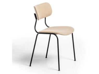 Fabric chair KIYUMI FABRIC | Chair