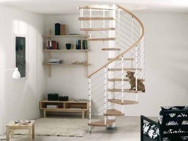 Spiral staircase in kit form KLOE'