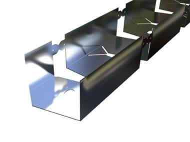 Profilo curvabile per pareti e contropareti curve KNAUFIXY-GK