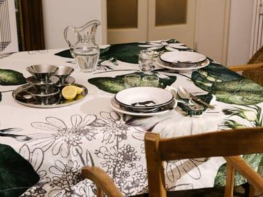 Linen tablecloth KNIGHTHIA | Tablecloth