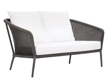 2 seater olefin rope sofa KNOT | 2 seater sofa