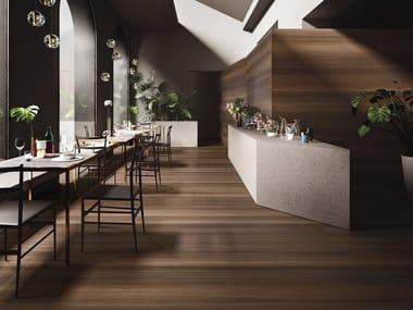 Pavimento/rivestimento in gres porcellanato effetto legno KOALA