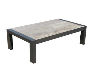 Tavolino da caffè rettangolare KOI | Tavolino da caffè