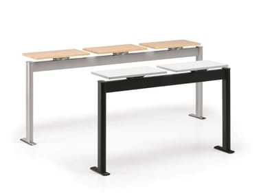 Modular bench desk KOMPACT A 880