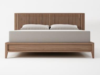 Cama de madera KOPPAR | Cama