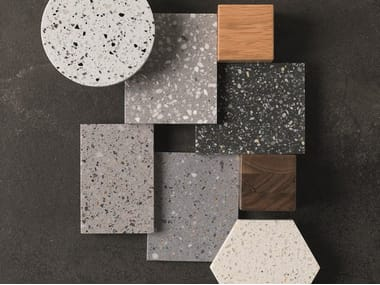 Solid Surface® 3D Wall Surface KRION® PORCELANOSA SOLID SURFACE