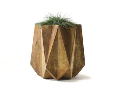 Concrete and cement-Based materials planter KRONEN 65   Cement planter