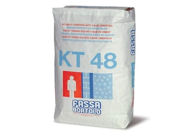 Thermal insulating plaster KT 48