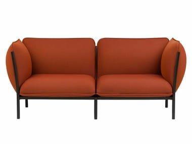 2 seater fabric sofa KUMO | 2 seater sofa