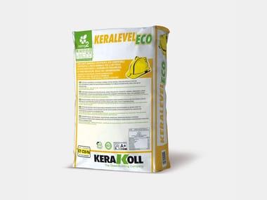 Livellanti minerali per fondi di posa Keralevel® Eco
