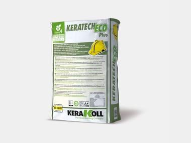 Autolivellante minerale Keratech® Eco Plus