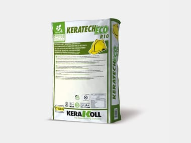 Autolivellante minerale Keratech® Eco R10