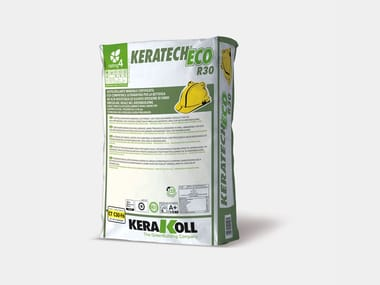 Autolivellante minerale Keratech® Eco R30
