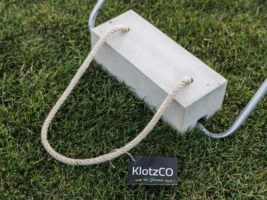 Fermaporta in calcestruzzo KlotzCO