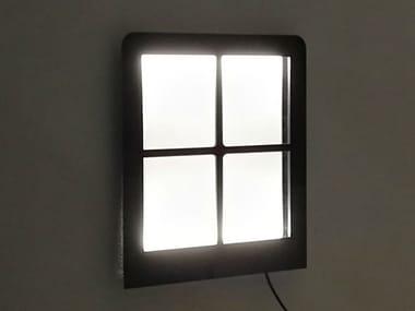 Lampade da parete in plexiglass archiproducts - Specchio plexiglass prezzi ...