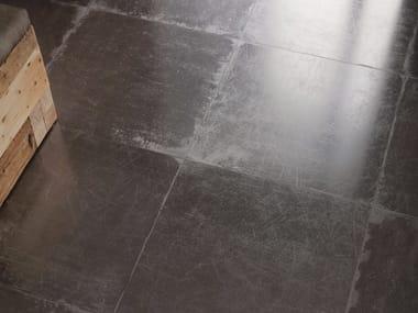 Porcelain stoneware wall/floor tiles L'H - LACCA CAFFÈ