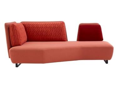 Sofá modular de tecido L'IMPRÉVU