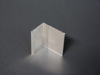 Profilo in estruso di alluminio L1