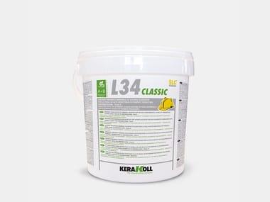 Adesivo organico minerale L34 CLASSIC