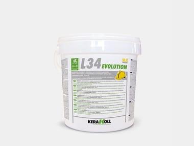 Adesivo organico minerale L34 EVOLUTION