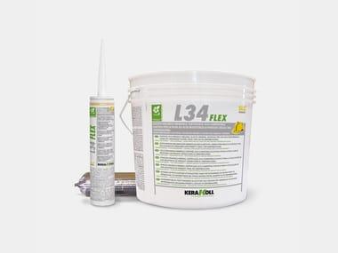 Adesivo organico minerale L34 FLEX
