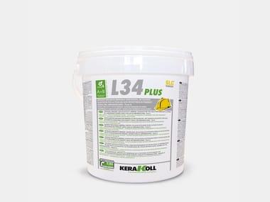 Adesivo organico minerale L34 PLUS