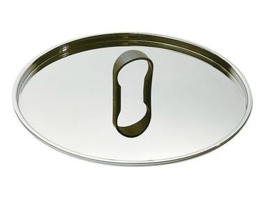 Stainless steel pan lid LA CINTURA DI ORIONE | Pan lid