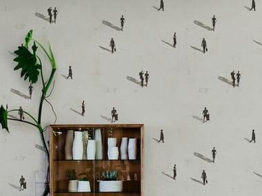 Nonwoven wallpaper LA CITTA' FLUIDA TS