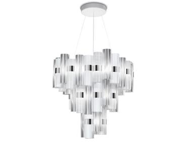 LED pendant lamp LA LOLLO XL