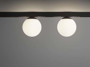Illuminazione a binario a LED in metallo LA PALLINA TRACK