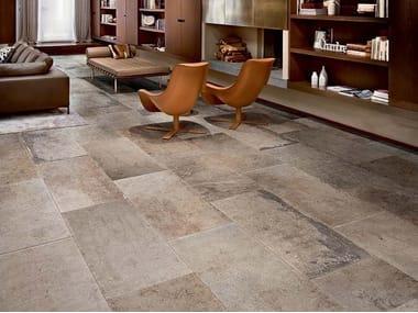 Porcelain stoneware wall/floor tiles LA ROCHE DI REX
