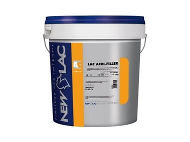 Fondo riempitivo a base di resine acriliche LAC ACRI-FILLER BIANCO